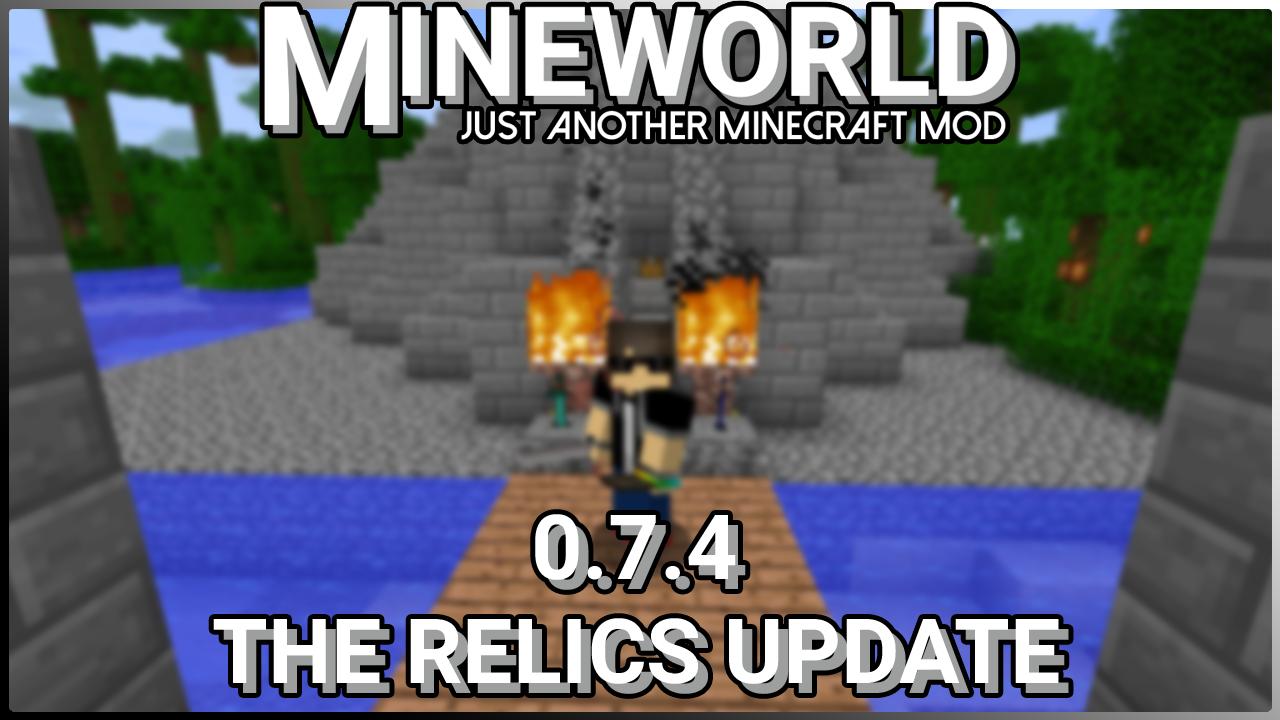 MineWorld Release 0.7.4